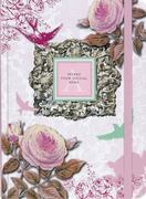 Victorian Roses Monogram Journal 0 9781441304483 1441304487