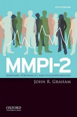 MMPI-2 5th Edition 9780195378924 019537892X