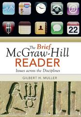 The Brief McGraw-Hill Reader 1st Edition 9780073405995 007340599X