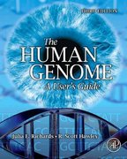 THE HUMAN GENOME 3rd edition 9780123334459 0123334454