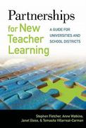 Partnerships for New Teacher Learning 0 9780807751831 0807751839