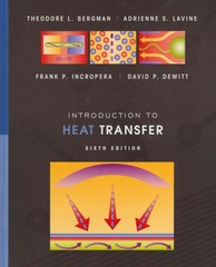 Introduction to Heat Transfer 6th Edition 9781118137277 1118137272