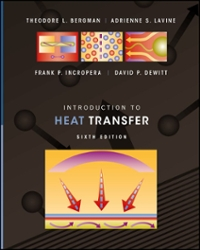 Introduction to Heat Transfer 6th edition 9780470501962 0470501960