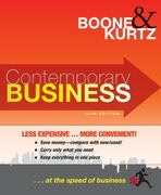 Contemporary Business: Binder Ready Version 14th edition 9780470565308 0470565306