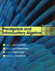 Prealgebra and Introductory Algebra plus MyMathLab/MyStatLab Access Card Package 3rd edition 9780321760197 0321760190