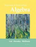 Beginning and Intermediate Algebra plus MyMathLab MyStatLab Student Access Code Card