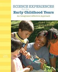 Science Experiences for the  Early Childhood Years 10th edition 9780132373364 013237336X