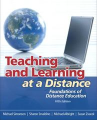 Teaching and Learning at a Distance 5th edition 9780132487313 0132487314
