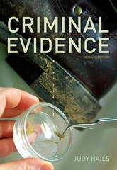 Criminal Evidence 7th Edition 9781111346935 1111346933