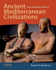 Ancient Mediterranean Civilizations 0 9780195378382 0195378385