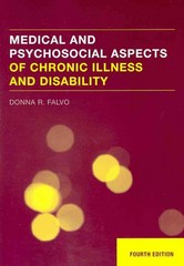 Medical And Psychosocial Aspects Of Chronic Illness And Disability 4th Edition 9781449625702 1449625703