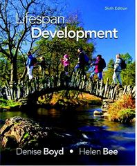 Lifespan Development 6th edition 9780205037520 0205037526