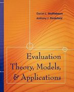 Evaluation Theory, Models, and Applications 1st Edition 9781118063187 111806318X