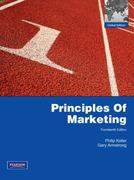 Principles of Marketing 14th edition 9780273752509 0273752502