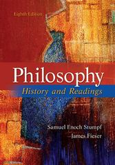 Philosophy 8th Edition 9780073535760 0073535761