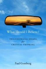 What Should I Believe 1st Edition 9781554810130 1554810132