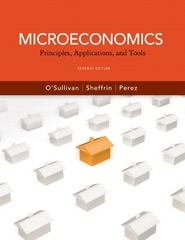 Microeconomics 7th edition 9780132555517 0132555514