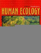 Introduction to Human Ecology 5th Edition 9780757585821 0757585825