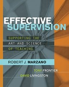 Effective Supervision 1st Edition 9781416611554 141661155X