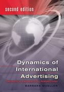 Dynamics of International Advertising 3rd Edition 9781433103841 1433103842