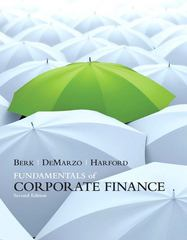 Fundamentals of Corporate Finance 2nd edition 9780132148238 0132148234