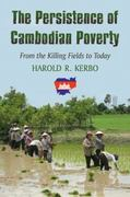 The Persistence of Cambodian Poverty 1st edition 9780786485871 0786485876