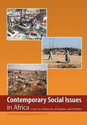 Contemporary Social Issues in Africa 1st Edition 9780798302449 0798302445