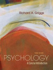 Psychology: A Concise Introduction, Booklet for Psych Sim Version 5.0, PsychSim 5.0 CD-Rom 3rd edition 9781429283649 1429283645