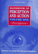 Handbook of Perception and Action 0 9780080533667 0080533663