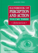 Handbook of Perception and Action 0 9780080533162 0080533167