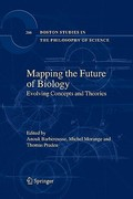 Mapping the Future of Biology 0 9789048181759 9048181755