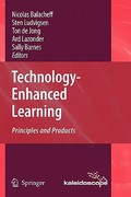 Technology-Enhanced Learning 0 9789048182084 9048182085