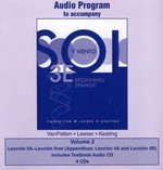 Audio CD Program part 2 for SOL Y VIIENTO 3rd edition 9780077397692 007739769X