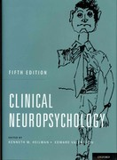 Clinical Neuropsychology 5th Edition 9780195384871 0195384873