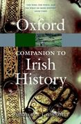 The Oxford Companion to Irish History 2nd Edition 9780199691869 019969186X