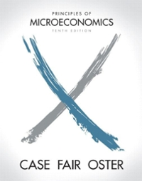 Principles of Microeconomics 10th edition 9780131388857 0131388851