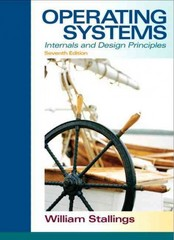 Operating Systems 7th edition 9780133001945 0133001946