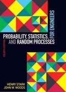 Probability, Statistics, and Random Processes for Engineers 4th Edition 9780133002508 0133002500