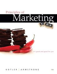 Principles of Marketing 14th Edition 9780132167123 0132167123