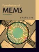 Foundations of MEMS 2nd Edition 9780132497367 0132497360