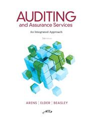 Auditing and Assurance Services 14th edition 9780132575959 0132575957