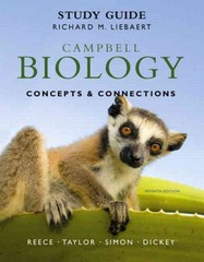 Study Guide for Campbell Biology 7th edition 9780321742582 0321742583