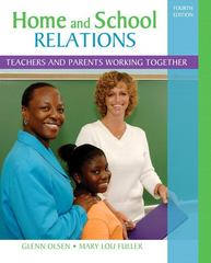 Home and School Relations 4th edition 9780132373388 0132373386