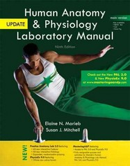Human Anatomy & Physiology Laboratory Manual, Main Version, Update Plus MasteringA&P with eText -- Access Card Package 9th Edition 9780321735263 0321735269