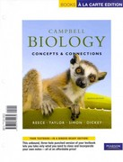 Campbell Biology: Concepts & Connections, Books a la Carte Edition 7th edition 9780321742032 0321742036