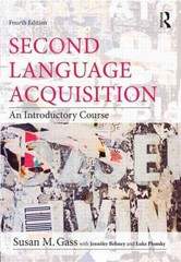 Second Language Acquisition 4th Edition 9780415894951 0415894956