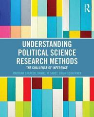 Understanding Political Science Research Methods 1st edition 9780415895200 0415895200