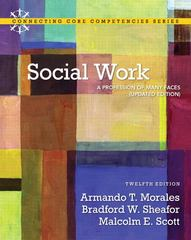 Social Work 12th edition 9780205034673 0205034675