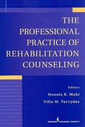 The Professional Practice of Rehabilitation Counseling 2nd Edition 9780826107398 0826107397