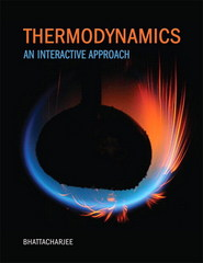 Thermodynamics 1st Edition 9780133806052 0133806057